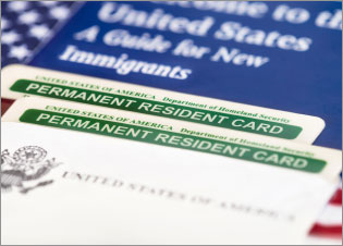 Immigrant (Permanent Resident/Green Card) Information